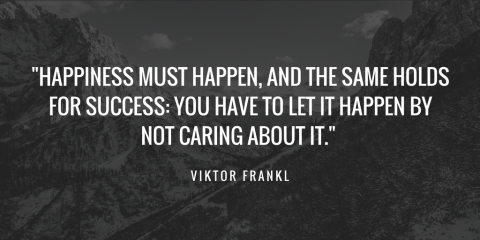 Frankl happiness